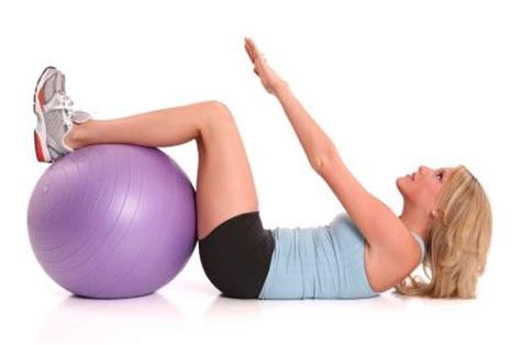 exercises lose baby weight