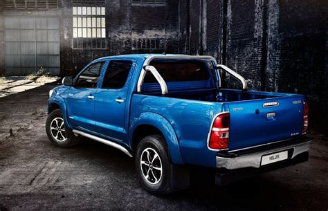 Toyota Con 2014 Toyota Hilux Invincible Details And Photos