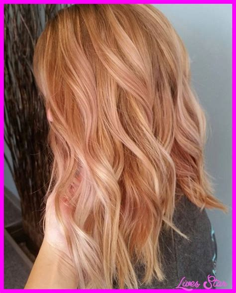 hairstyles blonde with brown highlights strawberry blonde highlights in brown hair livesstar com