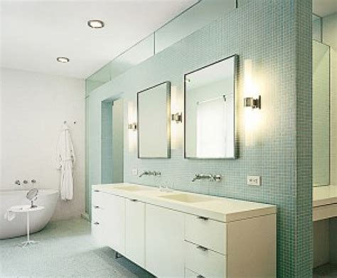 interior modern bathroom light fixtures table top