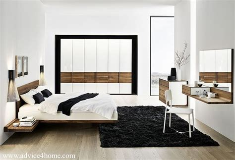 latest bedroom wall designs white wall and latest bad and wardrobe design in badroom