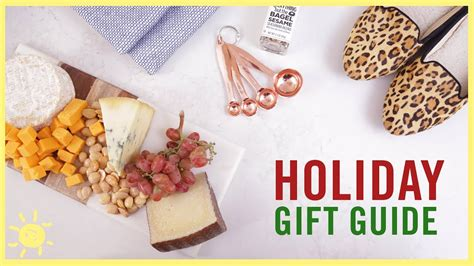 eat holiday gift guide youtube