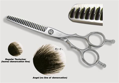 Types Of Hair Cuttings by Hikari Model 772 The Texturizer Texturizing