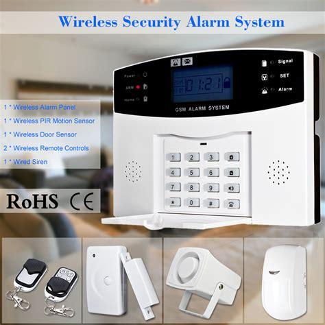 wireless gsm sms home burglar securi end 10 6 2018 4 15 pm