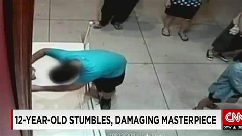 12 Year Old Italian Boys | 12 year old stumbles into italian masterpiece cnn video