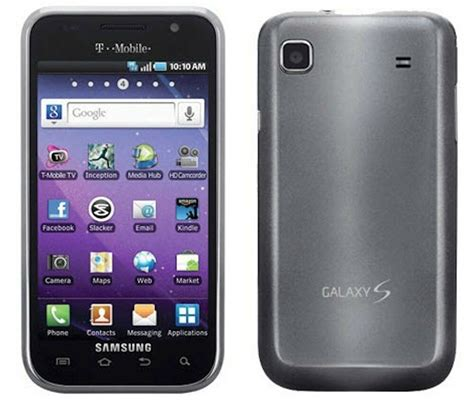 t mobile samsung galaxy s 4g sgh t959v smartphone not the galaxy s4 610214625717 ebay