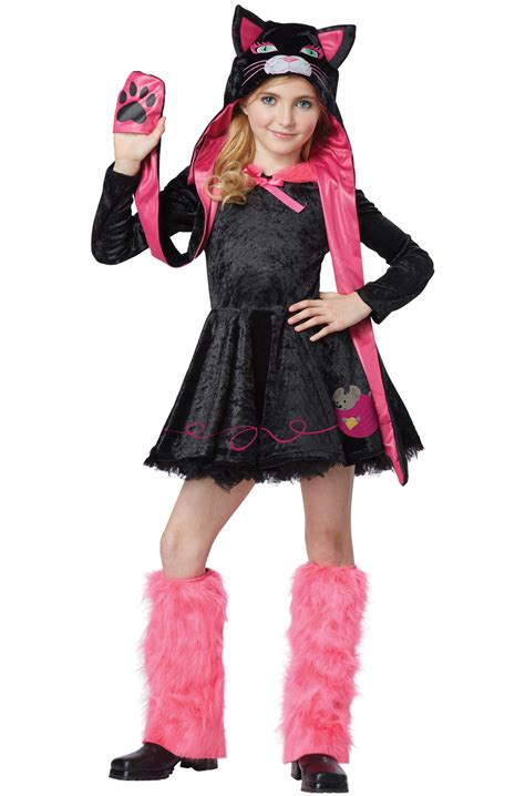 cat costumes sassy cat dress child costume ebay