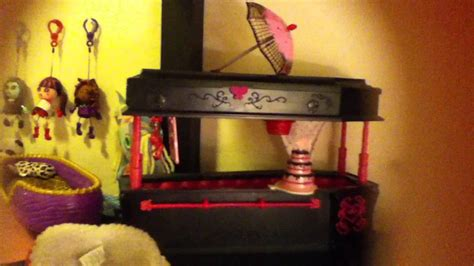monster high doll house reviews my monster high doll house review youtube