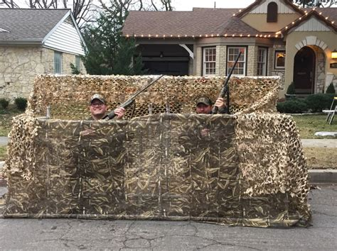 homemade goose hunting layout blinds portable hand made duck blind hunting pinterest