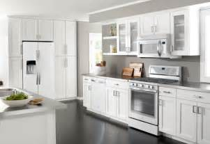 white appliances kitchen whirlpool quot white ice quot appliances another nice choice for