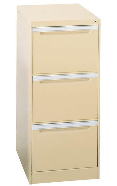 Brownbuilt Legato 3 Drawer Filing Cabinet Office Furniture