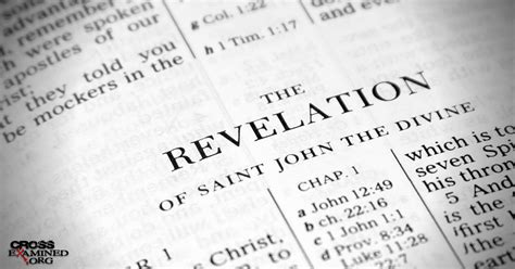 pictures of the book of revelation who wrote the book of revelation