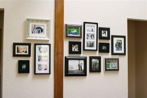 wall frames for living room refresh ways to bring new to your home