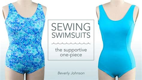 swimwear pattern making books sewing supportive one piece swimsuits online class craftsy
