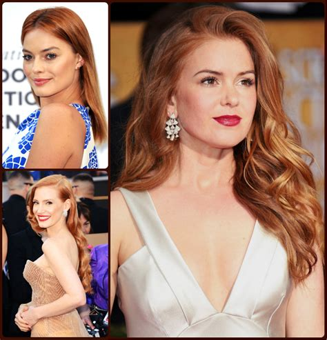 Best Celebrity Red Hair Colors 2016 Hairstyles 2017 | maplestory hairstyle list 2016 life style by modernstork com
