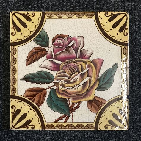 colorful fireplace colourful floral fireplace tiles buy from
