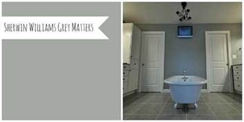 sherwin williams gray matters decor and the dog our paint colors