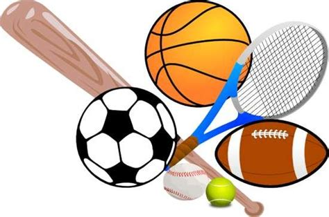 sports clipart physical education clipart clipartion