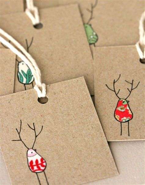 diy gift tags 21 best images about less waste wrap and gift tags on