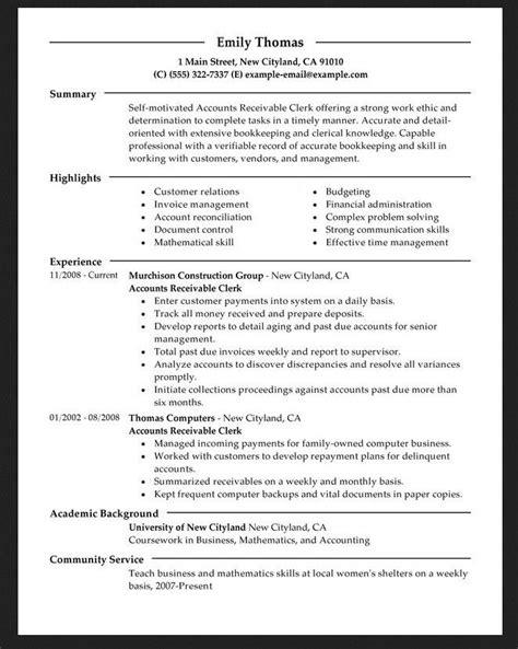 accounts receivable report sle 100 images sales clerk resume