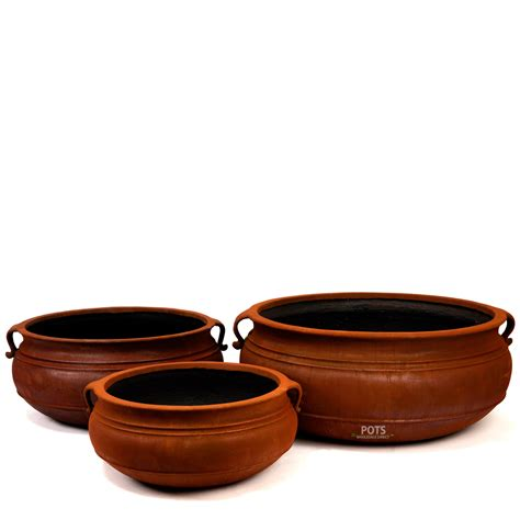 Pond Pots Planters by Cauldron Pond Planter