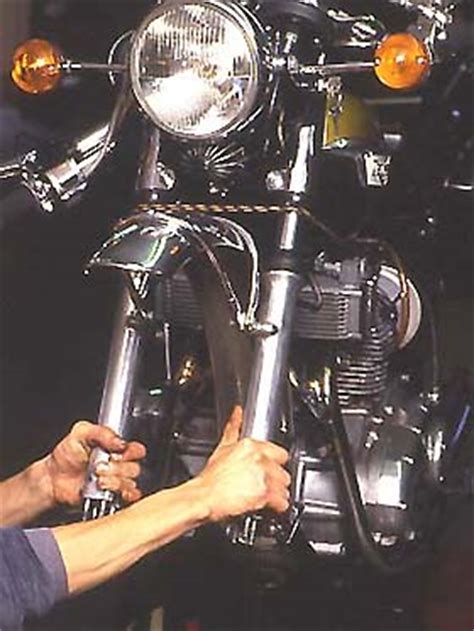 Motorrad Gabel Luftpolster by Motorrad Tipps Quot Telegabel 252 Berholen Quot Ein Bericht Winni