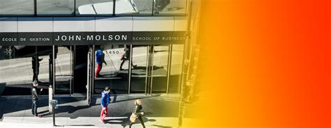 Https Www Concordia Ca Jmsb Programs Graduate Mba Admissions Html by Molson School Of Business
