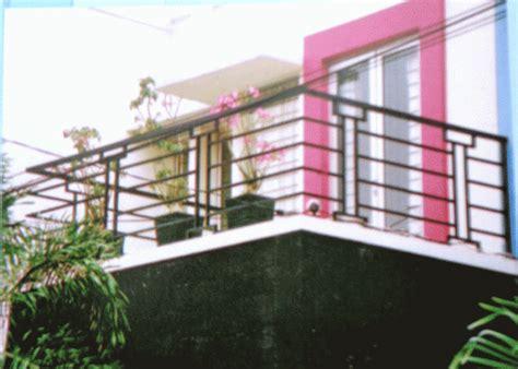 railing tangga minimalis klasik besi tempa alam sakti