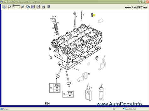 Opel Parts by Opel 3 0 Parts Catalog Order