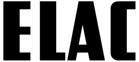 Home Design Types Elac Logo Free Logo Design Vector Me