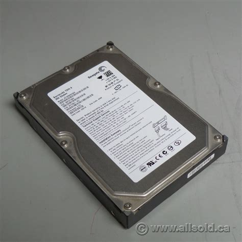 Hdd Laptop Seagate 250gb seagate st3250823as 250gb sata hdd drive allsold ca buy sell used office furniture