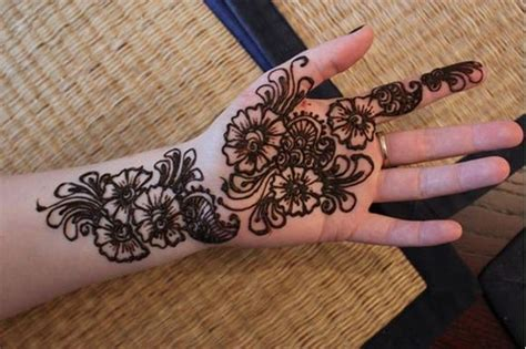 home design and easy 13 simple easy arabic mehndi arabic henna designs patterns