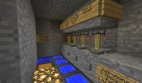 minecraft brewing room redstone brewing room not ethoslab s redstone discussion and mechanisms minecraft java