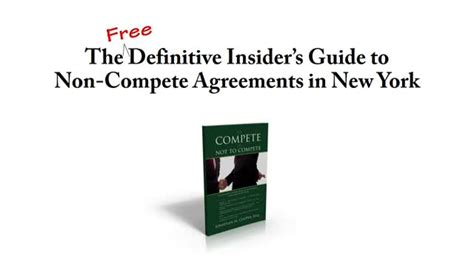 new york the complete insider s guide for traveling to new york books non compete agreement lawyer new york city offices