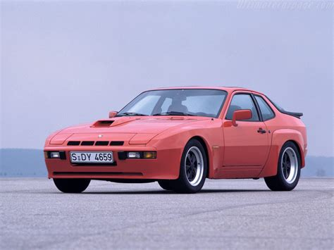 Porsche 924 Carrera Gt by Porsche 924 Carrera Gt High Resolution Image 1 Of 2