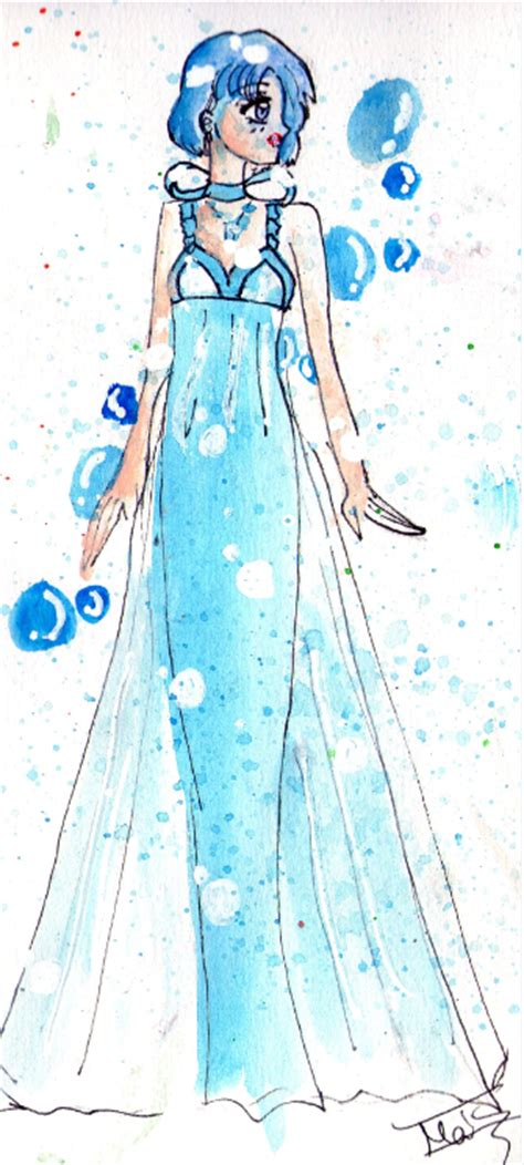 Dres Sailor F sailor mercury dress by marina13sbd on deviantart
