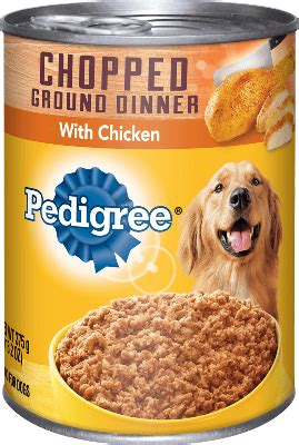 chicken canned dog food | chopped chicken wet dog food