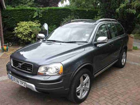 volvo r for sale volvo xc90 r design premium car for sale