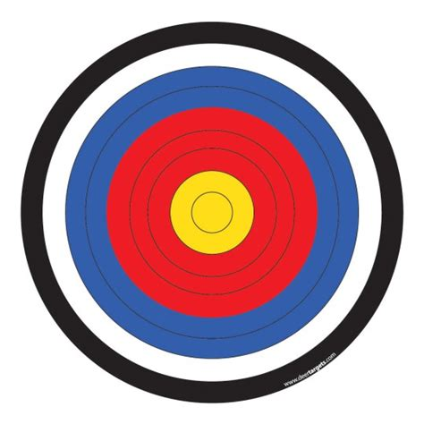 printable 11x17 targets printable archery targets 20 yards pictures to pin on