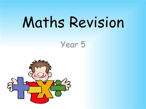 powerpoint tutorial ks2 revision powerpoint for ks2 math by jodieclayton
