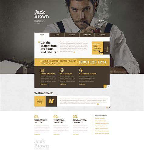 15 Business Templates For Freelancer Websites Website Template Like Freelancer