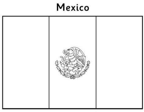 mexican colors flag mexican coloring pages to print coloring home