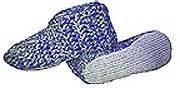 mermaid rubber sts bohemian mermaid palace easy crochet slippers pattern