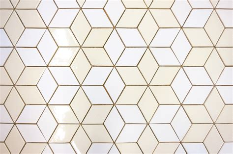 Wallpaper For Kitchen Backsplash by Tile Trend Modern Scandinavian Diamonds