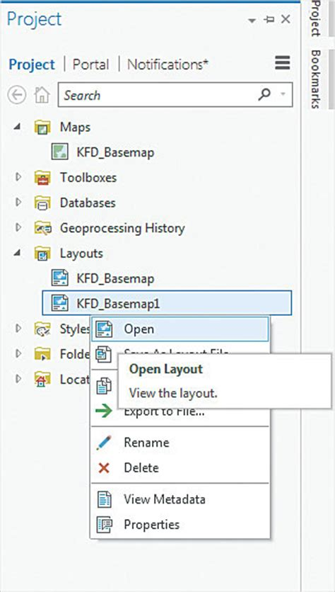 multiple layout view arcgis managing multiple layouts in arcgis pro arcuser