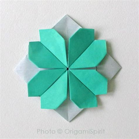 Origami Modules - modular origami an with origami master