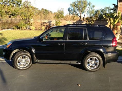 base sport utility 4 door purchase used 2004 lexus gx470 base sport utility 4 door 4 7l in santa ana california united