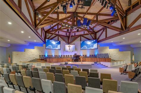 churches in the woodlands tx