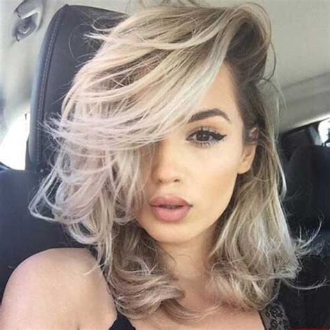 messy bob hairstyles on older women 15 best messy bob bob hairstyles 2017 short