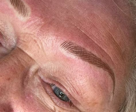 how to soften hair on eyebrows and get them to lay down featured recent brow styles gallery permanent make up